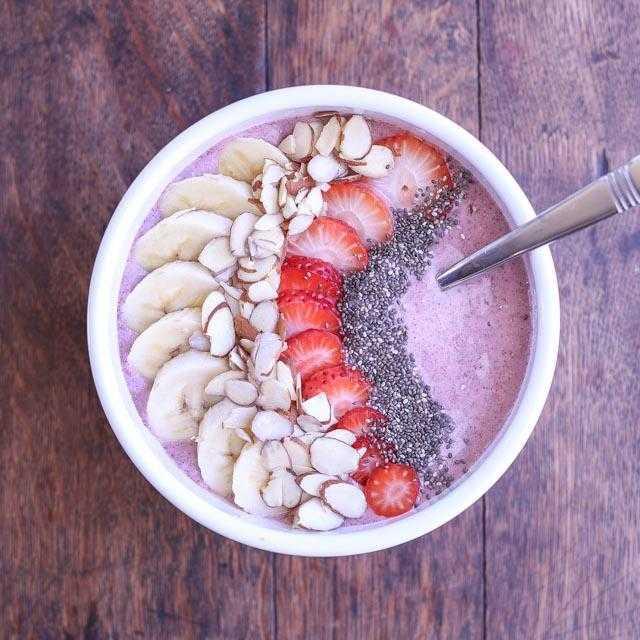 Kahvaltıların Yeni Trendi: Smoothie Bowl Nedir?