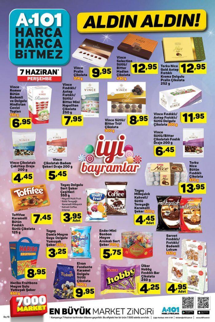 A101 7 - 13 Haziran 2018 Aktüel Ürünler Kataloğu Yayınlandı
