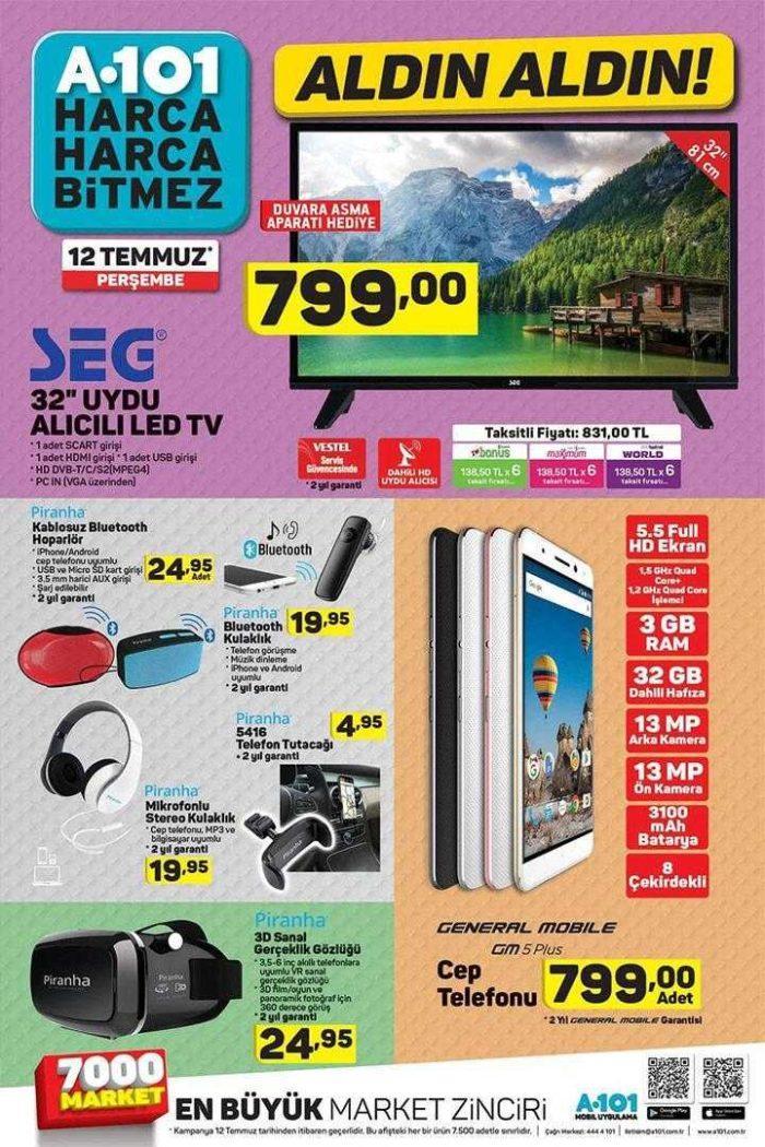 A101 Aktüel ile Bu Hafta General Mobil Cep Telefonu Kampanyası Geliyor