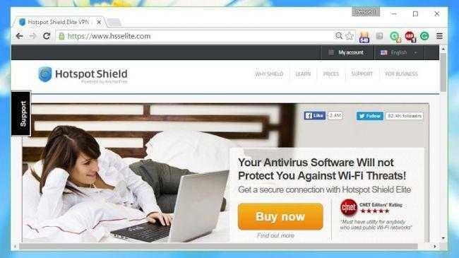 En İyi Chrome VPN Uzantıları