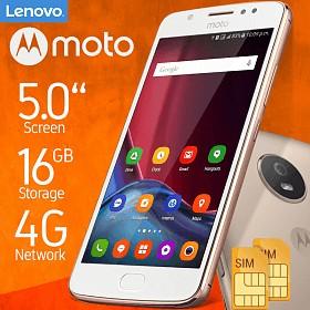 Bim Aktüel İle Bu Hafta Lenovo Moto E4 Satışı Yapacak