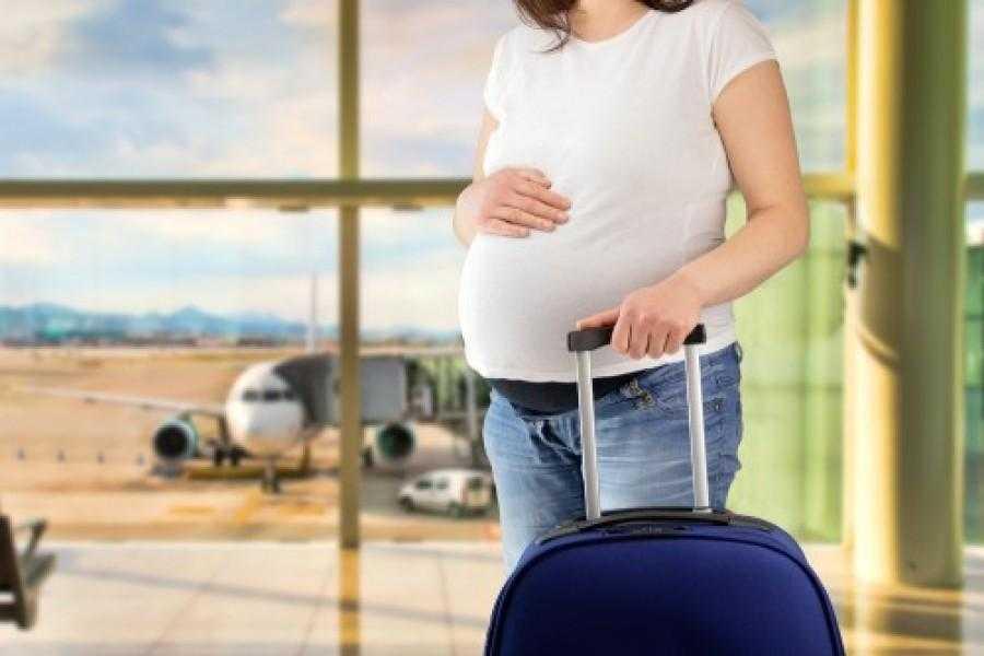 Gebelikte Uçak Yolculuğu: Hamileyken Uçağa Binilir mi?