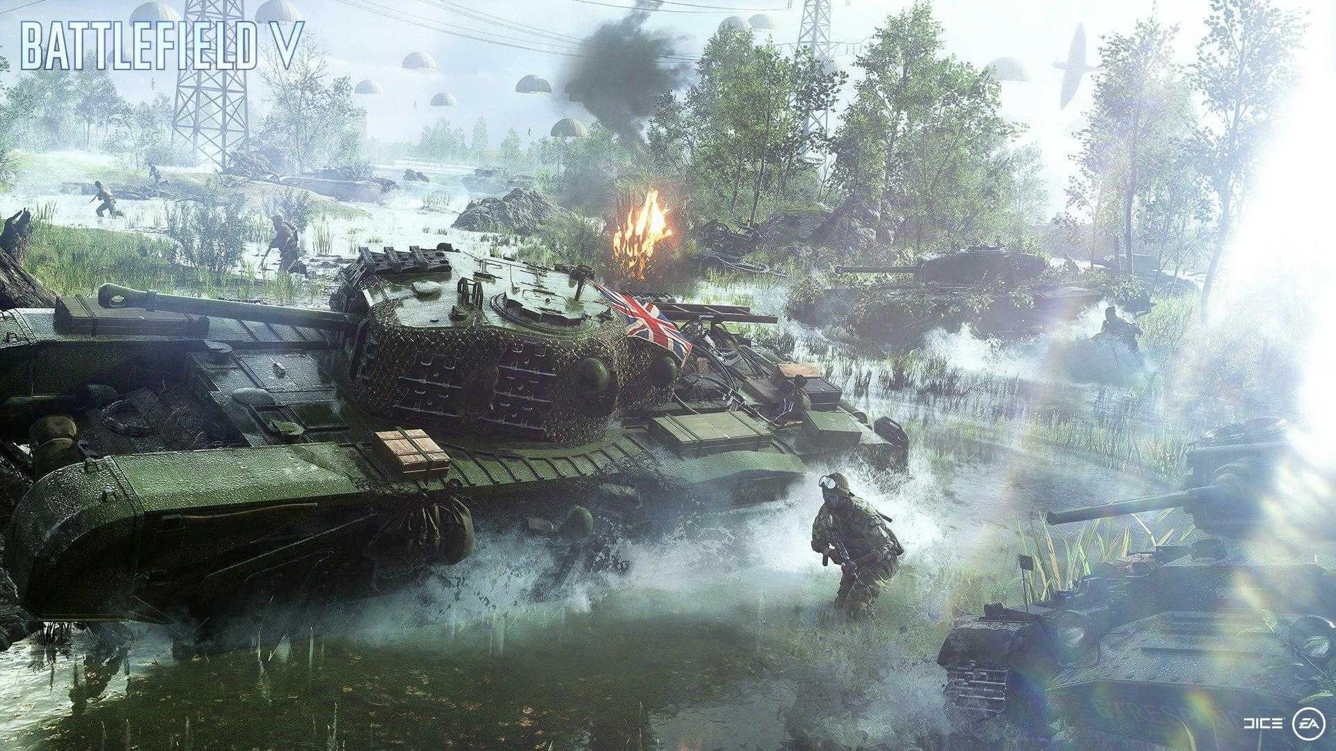 Battlefield 5 Çıkış Tarihi ve Özellikleri