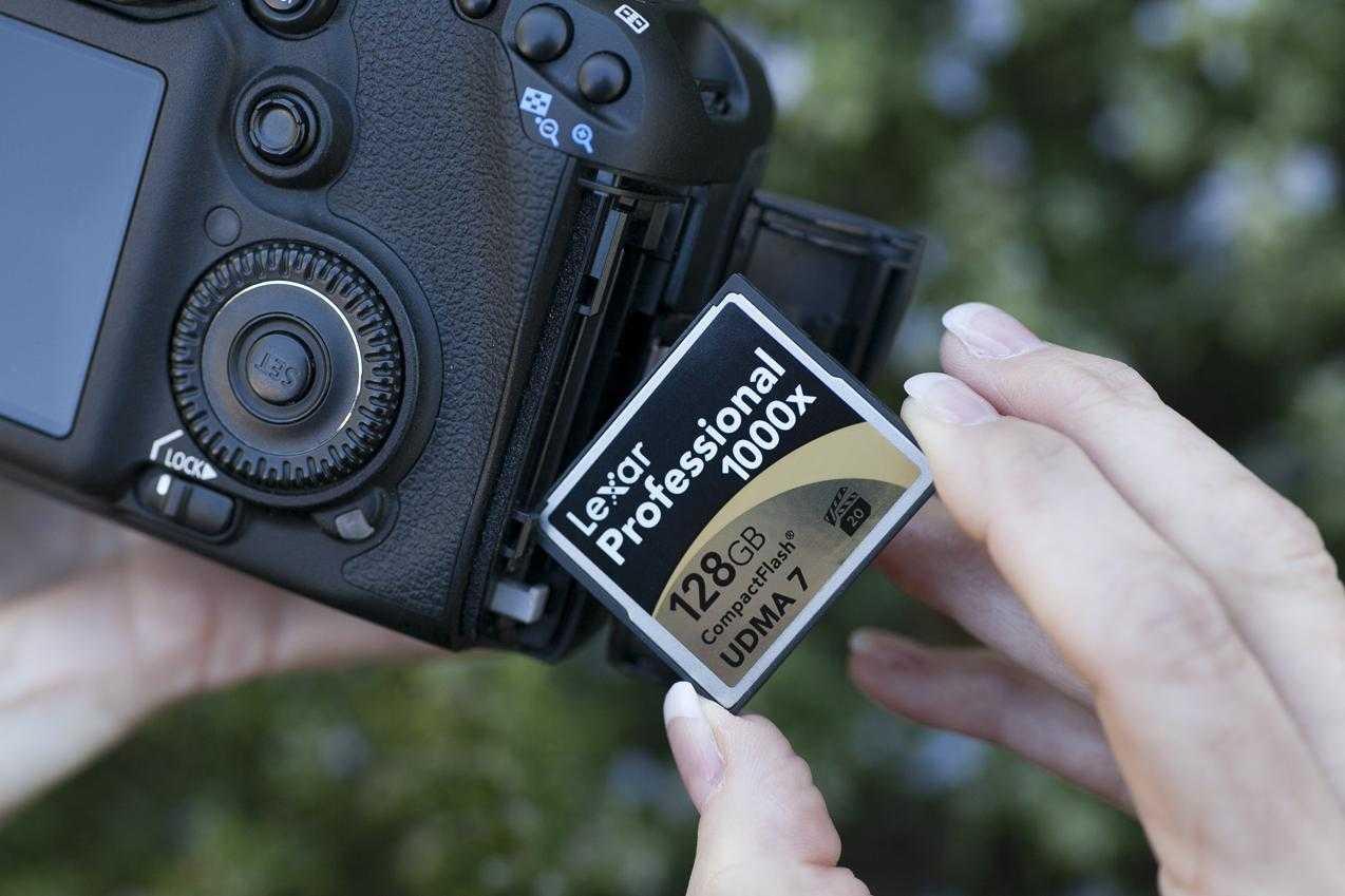 Rehber: DSLR Kamera İçin Hangi SD Kartı Almalıyım?
