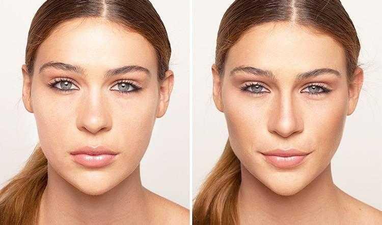 Yüzü Daha İnce Göstermek için Makyaj Hileleri