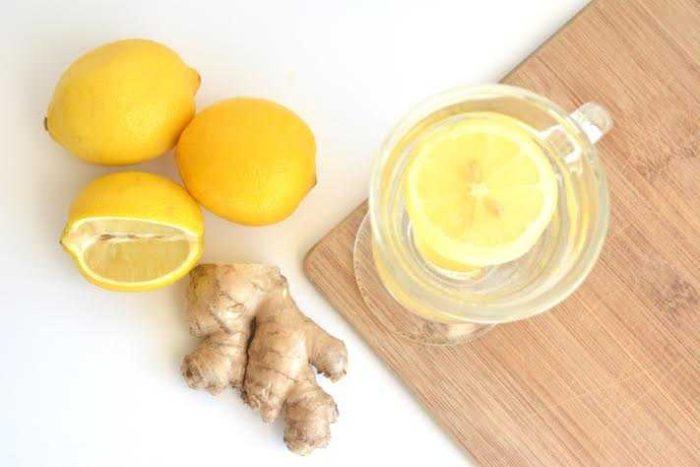 Limonlu Zencefil Çayının Saç ve Cilt Sağlığı İçin Faydaları