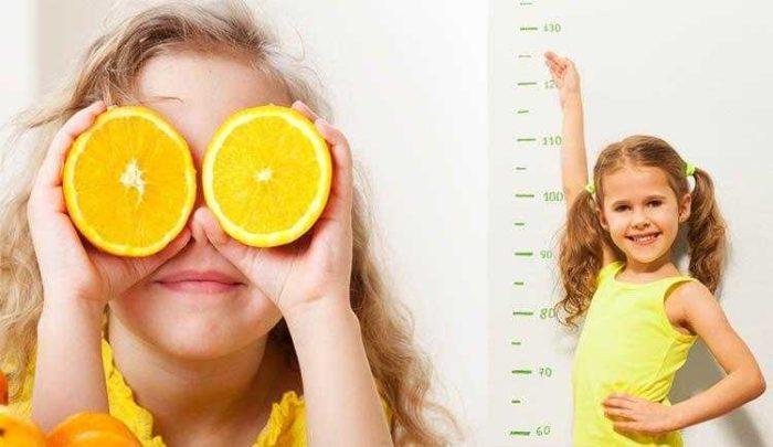 Çocuklarda Boy Uzamasını Sağlayan Gıdalar Nelerdir?