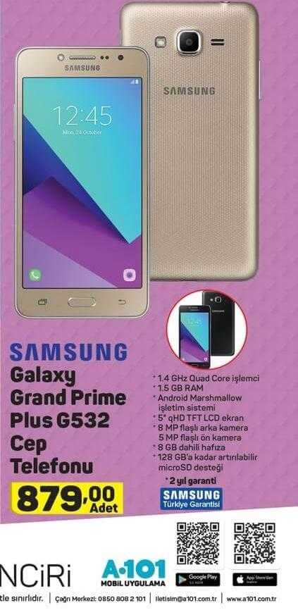 A101 31 Ocak 2019 Aktüel Ürünler Kataloğu ile Uygun Fiyatlı Cep Telefonu ve Teknoloji Ürünleri Geliyor