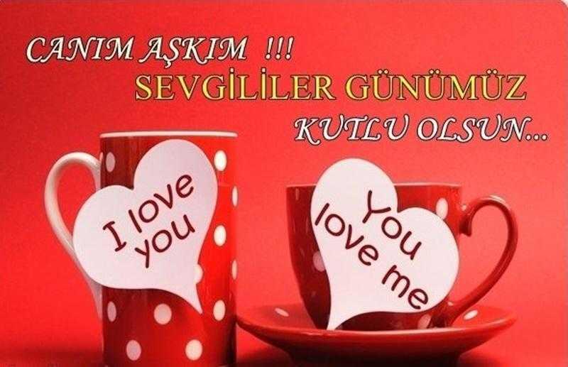 14 Şubat Sevgililer Günü Hangi Gün? En Güzel Sevgililer Günü Mesajları ve Sevgililer Günü Sözleri