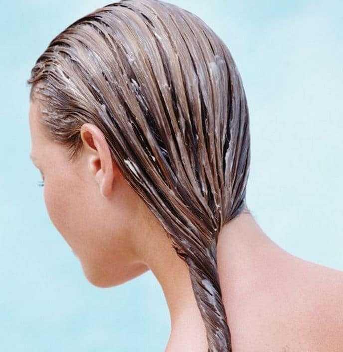 Hindistan Cevizi Yağı ile Saç Bakımı