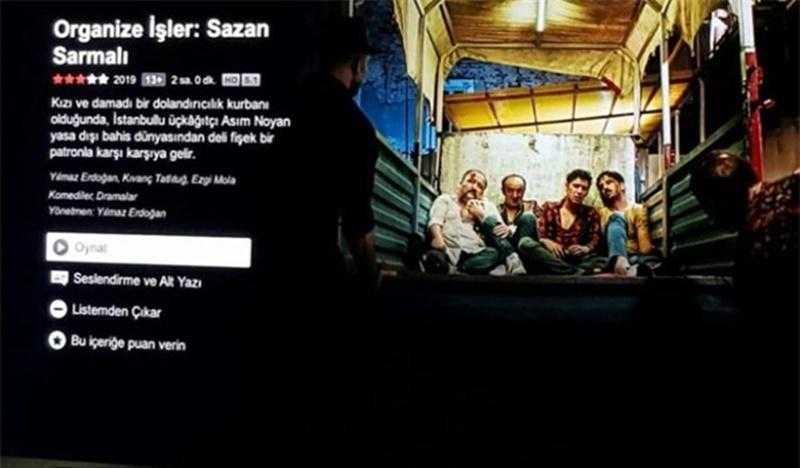 Netflix'ten Büyük Sürpriz! Organize İşler 2 Sazan Sarmalı Netflix'te Yayınlandı