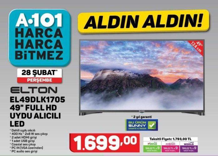 A101 28 Şubat 2019 Aktüel Ürünler Kataloğu ile Satışa Çıkan 4 Teknoloji Ürünü