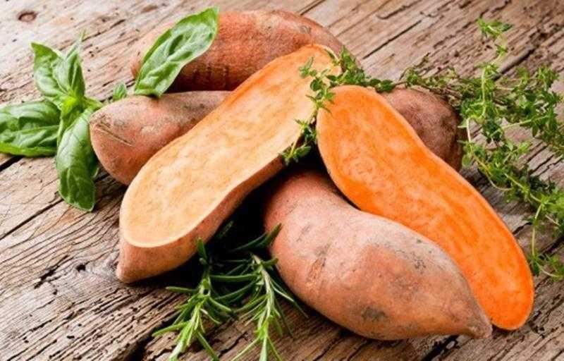 Tatlı Patatesin 10 Faydası