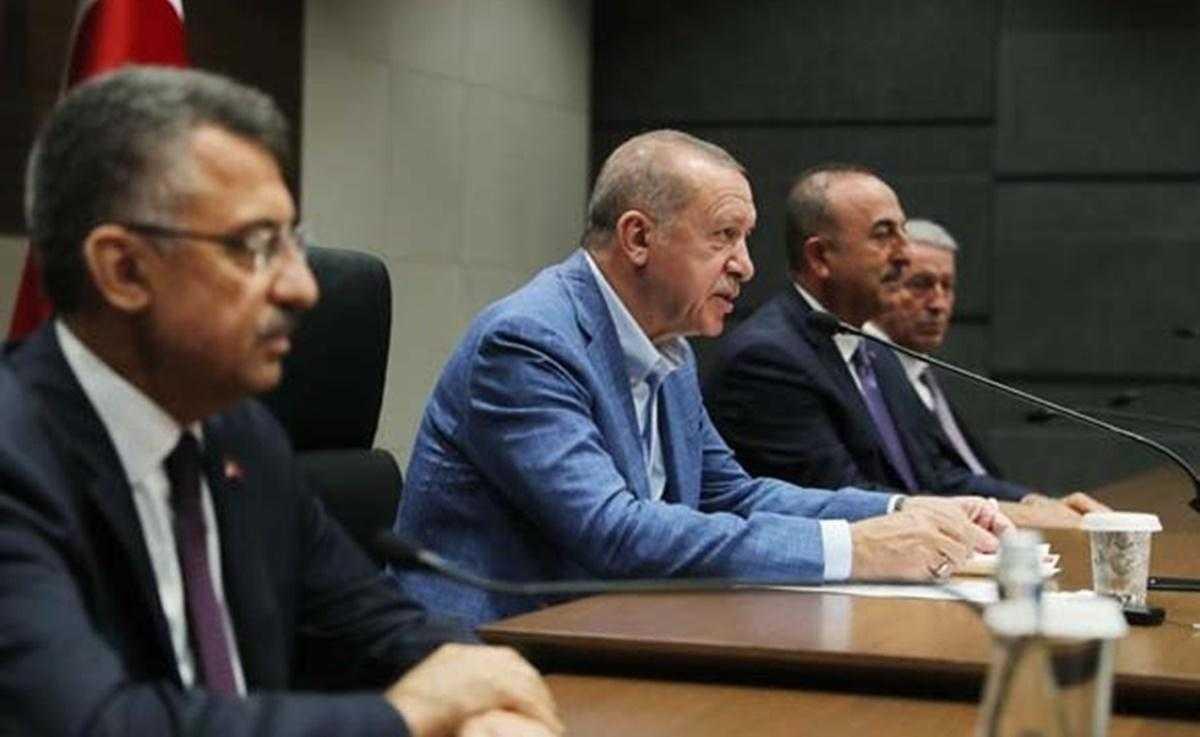 Cumhurbaşkanı Erdoğan Valiye Hakaret Tartışması Hakkında İlk Kez Konuştu