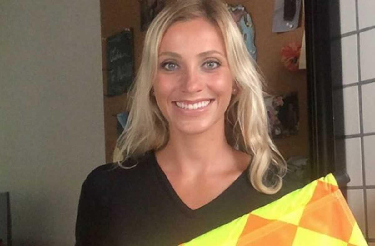 Brezilyalı hakem Fernanda Colombo Hem Güzelliği Hem de Futbolcuyu Trollemesi ile Sosyal Medyanın Gündeminde
