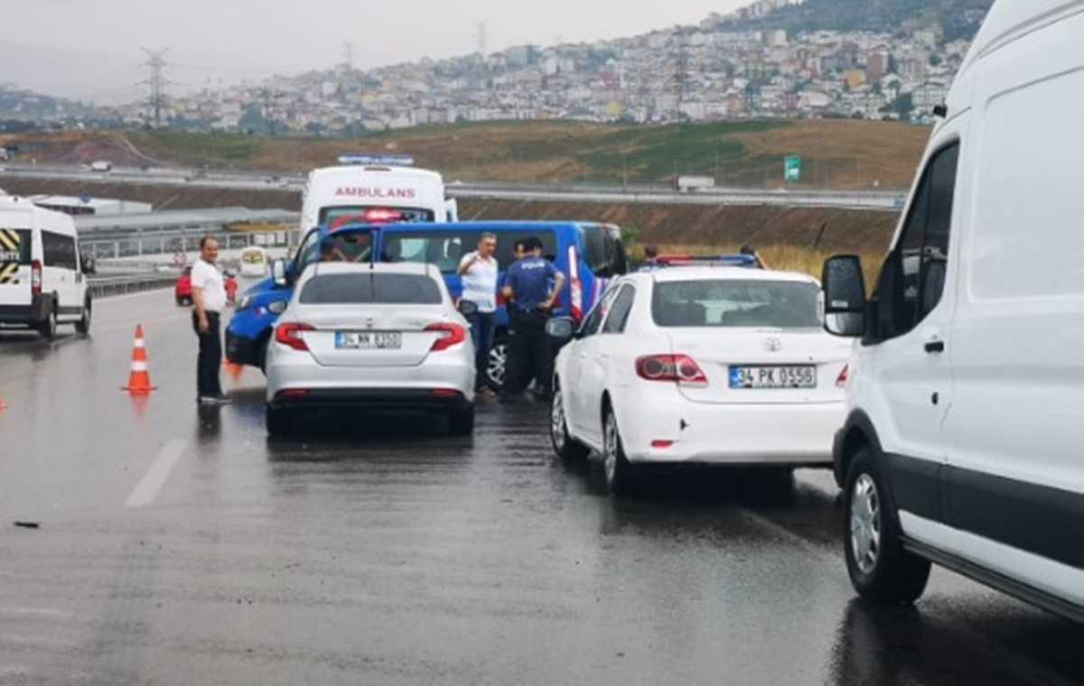 İstanbul Sancaktepe'de Bir Kadın Yol Ortasında Pompalı Tüfekle Öldürüldü