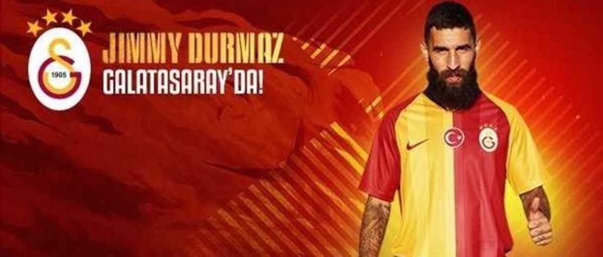 Galatasaray Jimmy Durmaz ve Şener Özbayraklı Transferlerini KAP'a Bildirdi