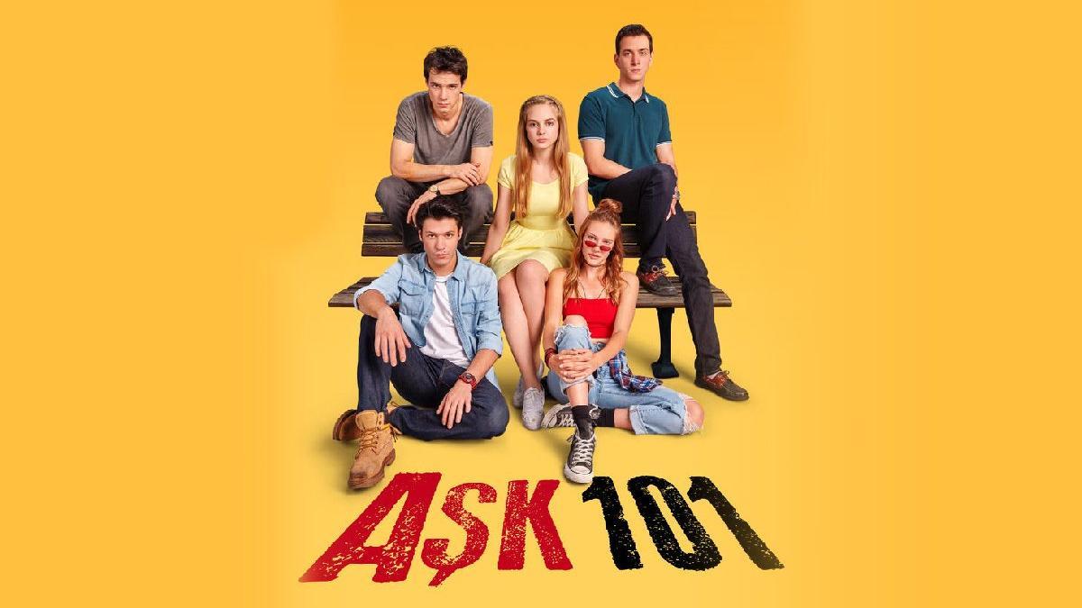 Aşk 101 2. sezonu ile yine çok konuşulacak! Aşk 101 yeni sezon ne zaman yayınlanacak?