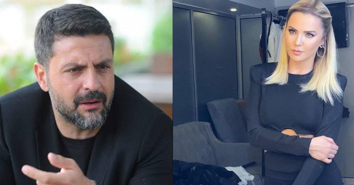 Ece Erken'in yasak aşkı Şafak Mahmutyazıcıoğlu eşinden boşandı