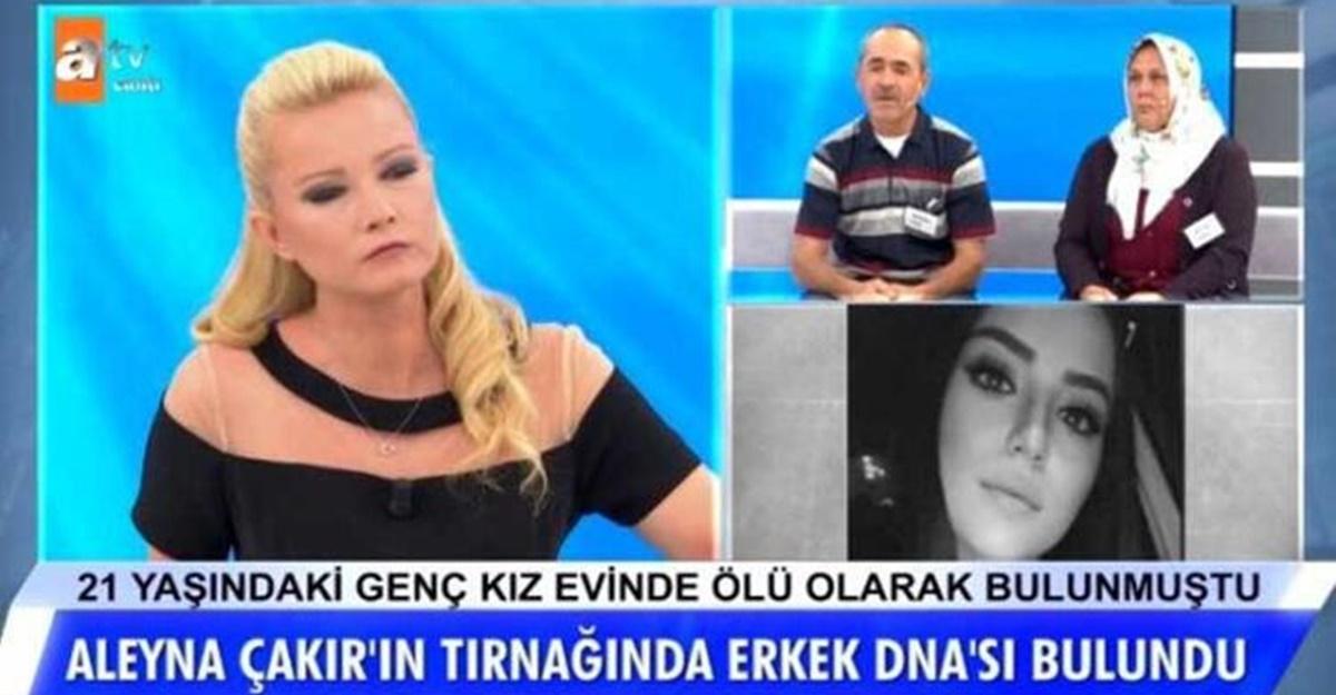 Müge Anlı 9 Eylül canlı yayın! Aleyna Çakır öldürülüp asıldı mı?