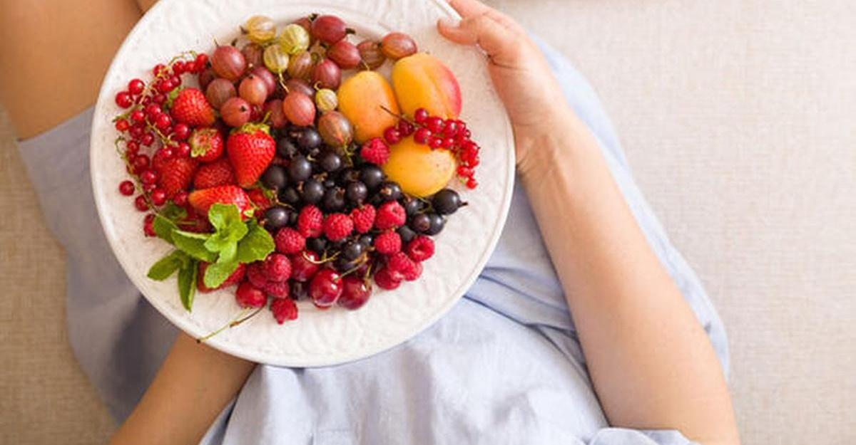Hamilelerin tüketmesi gereken 10 meyve